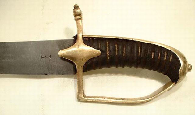 1765 Austrian-Hungarian Grenadiers Sword