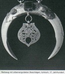 Rare Turkish Islamic Horse Ornament