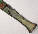 Ancient Bronze Sword  Luristan 1000 BC.