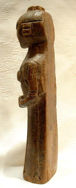 Indian Figure Hindu Geodes Lakshmi