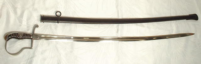 Imperial German Army officer's sword Circa 1900