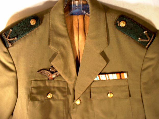 WWII Hungarian Air force Officers Uniform