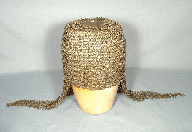 ANTIQUE  INDO PERSIAN HELMET KULAH ZIRAH 17th c