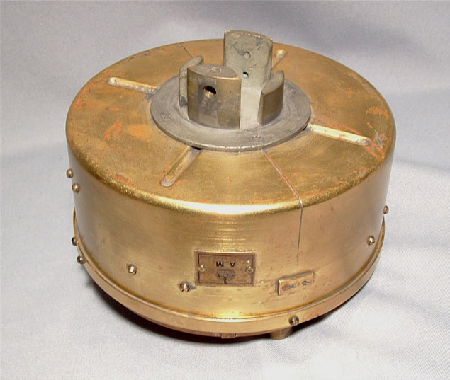 BRITISH NAVY COMPASS AZIMUTH