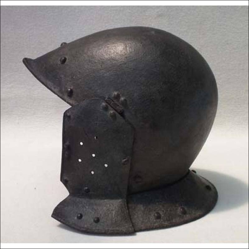 Antique 16th century European Burgonet Helmet