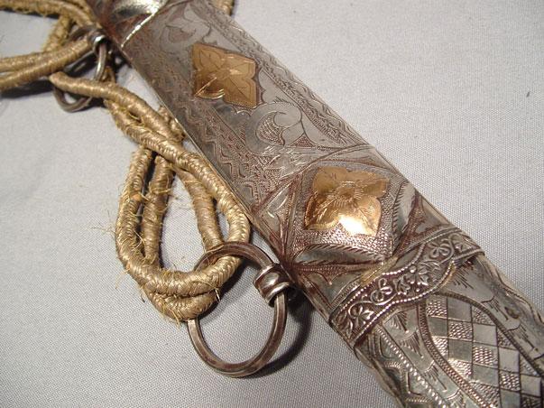 ISLAMIC ARABIAN SWORD SHAMSHIR–SAIF