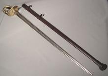 FRENCH NAPOLEONIC SWORD HEAVY CAVALRY CUIRASSIER'S
