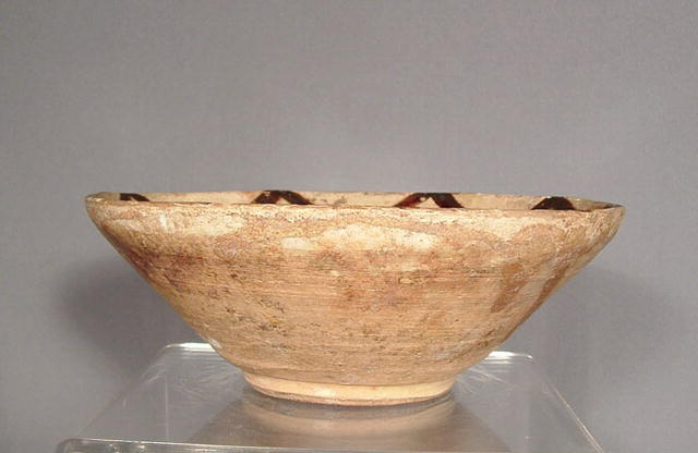 Islamic Ceramic Bowl, Persia Nishapur 10th