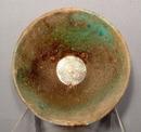 Antique Islamic Ceramic Bowl Raqqa, Syria, 13th
