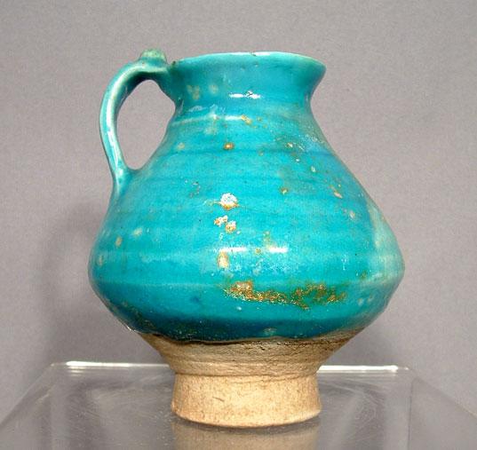 Antique Persian Islamic Jug, 12th century