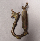 Antique Islamic Sword Hanger, Seljuk Empire