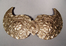 Antique Ottoman Belt Buckle, Turkey, 19th c