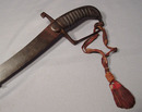 ANTIQUE BRITISH NAPOLEONIC SWORD, PATTERN 1803