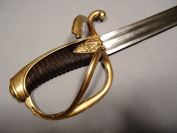 FRENCH NAPOLEONIC RELIC SWORD ANXI (1802-3)