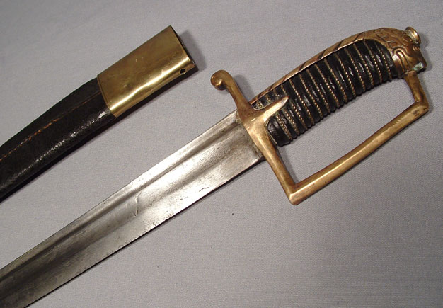 GERMAN INFANTRY SWORD, 18TH CENTURY