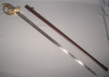 IMPERIAL GERMAN PRUSSIAN OFFICERS SWORD