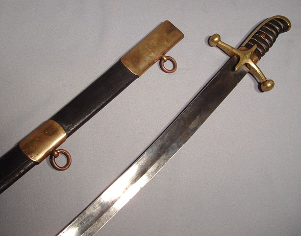 ANTIQUE NAPOLEONIC MAMELUKE SWORD