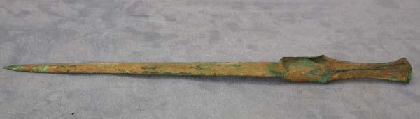 Ancient Bronze Dagger Sword Luristan 1200 -1000 BC
