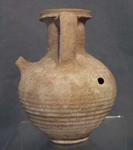 SOLD Authentic ancient Roman terracotta wine jug ca.1st-2nd century AD