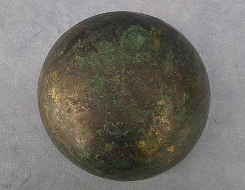 SOLD Authentic Ancient Greek Large Bronze Bowl Philale 6th Century BC