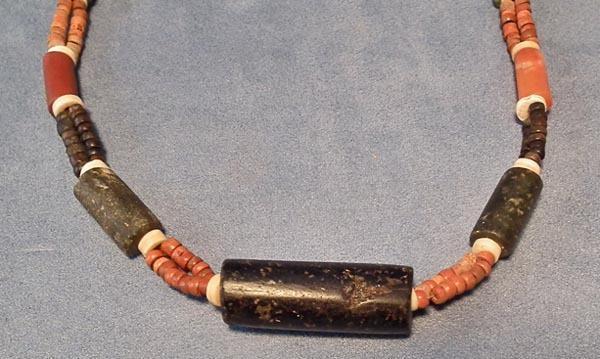 Antique circa 500 - 1500 AD Pre-Columbian Tairona Culture Necklace