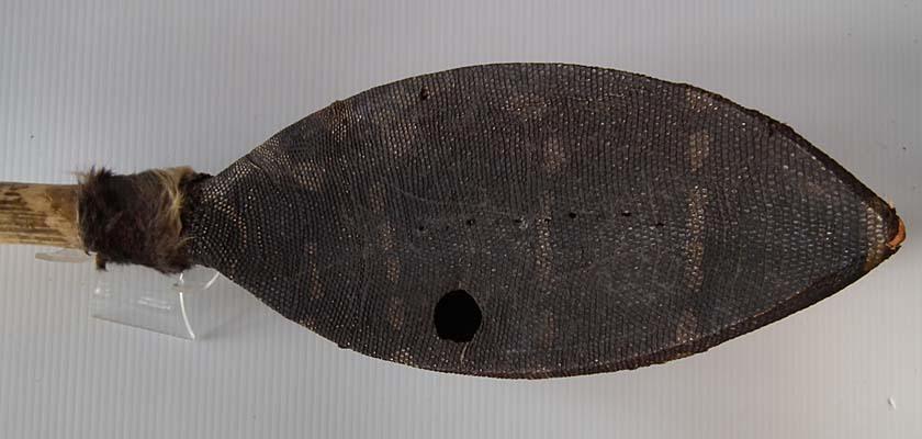 Antique African Harp Kundi Mangbetu - Zande Congo