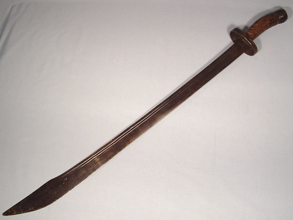 ANTIQUE CHINESE SWORD DAO, 19th century