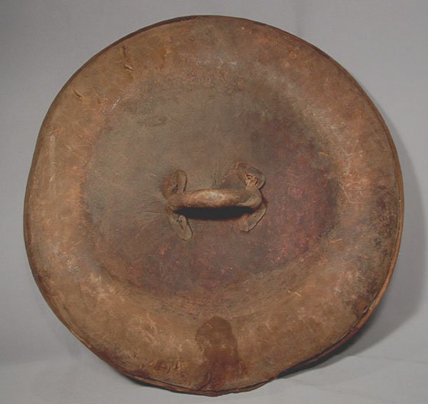 Antique African Shield, Abyssinia (now Ethiopia), 19th Century