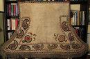 Antique Islamic Bukhara Uzbek Saddle Cover