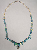 Ancient Roman Glass Beads Necklace, 2nd-3rd