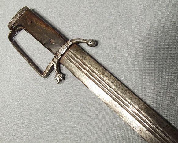 Dalmatian/Venetian sword Palash, 17th century