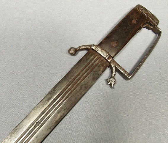 Dalmatian/Venetian sword Palash, 17th century