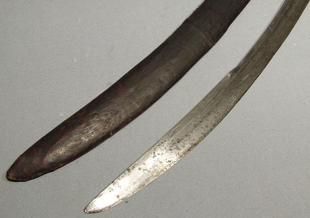 Antique Russian sword Shashka Saber, 18th - 19th century