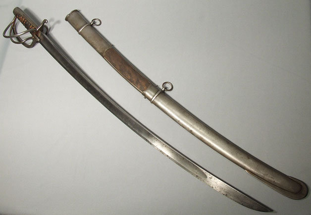 Antique 19th century Napoleonic Cavalry Sword