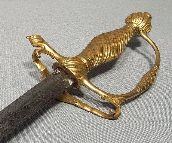 Antique 18th century Small Sword Rapier