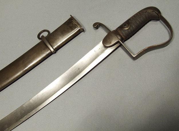 Antique British Napoleonic sword 1796 Pattern