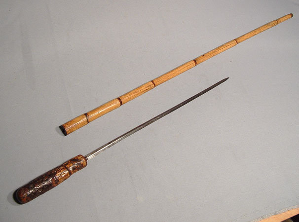 Antique 19th century Sword Cane