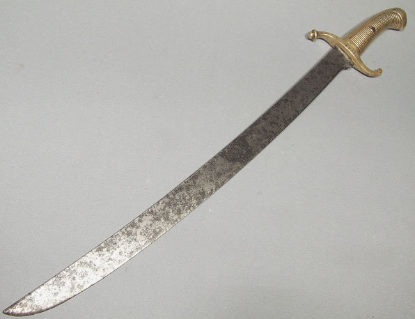 19th century European Fusiliers Sword.