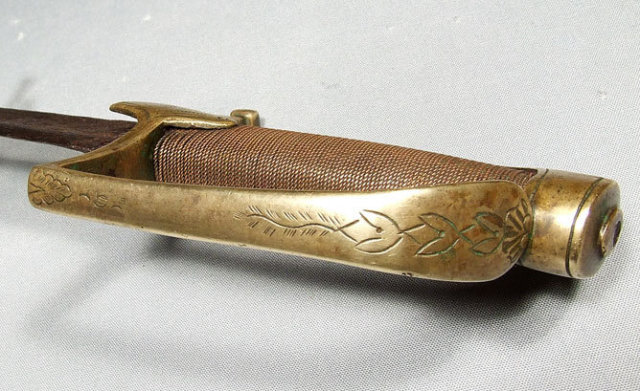 French Napoleonic Sword de Chasseurs a Cheval