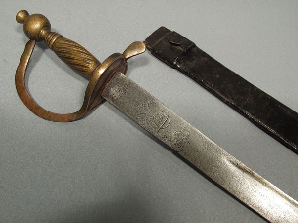 Antique German Prussian Infantry Sword circa 1800