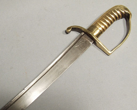 Antique Napoleonic  Infantry Sword