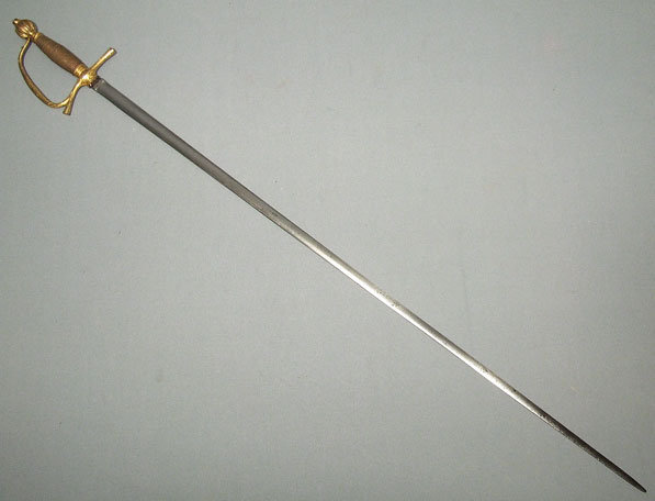 Antique Rapier 18th century Small Sword
