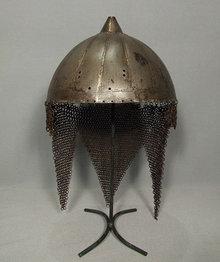 Antique Islamic Indo Persian Helmet  Kulah Khud