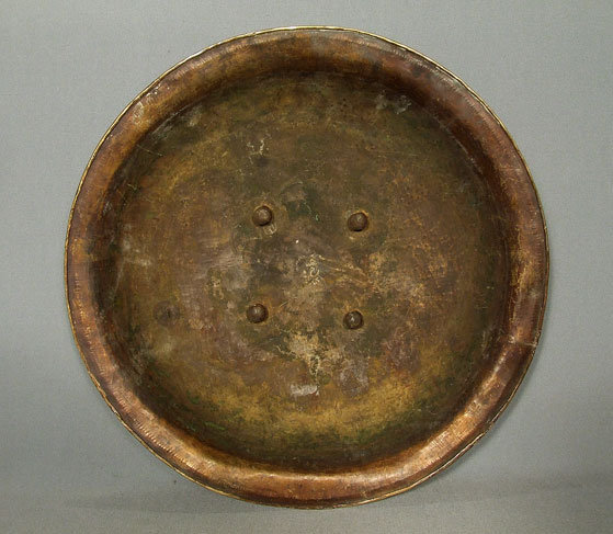 Antique Islamic Shield Indo Persian Dhal Sipar