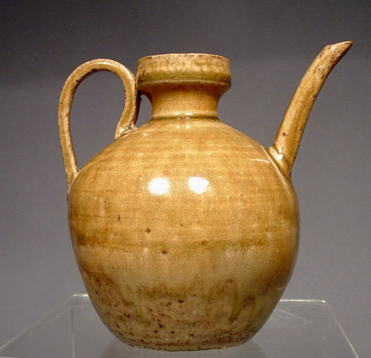 SOLD Ancient Chinese Ceramic Ewer, Five Dynasties