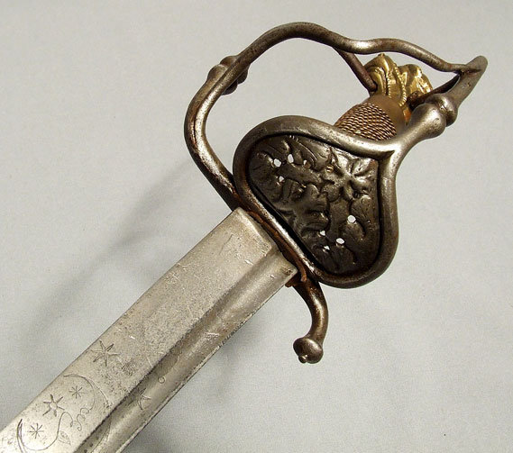 Antique 17th century European Sword Sabre