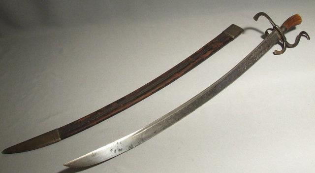 Antique 17th century Sword Falchion