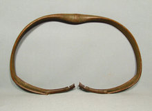 Antique 18th century Islamic Indo Persian Bow