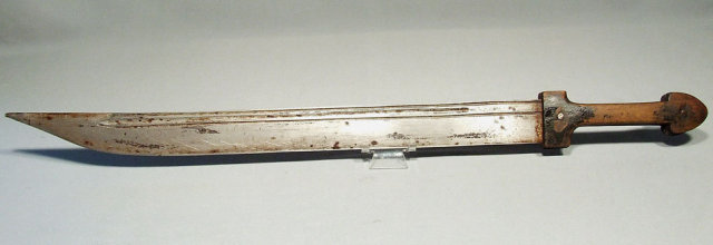 Antique Cossacks Sword, 18th century Russian Kindjal