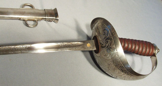 Antique British Sword 1912 Pattern